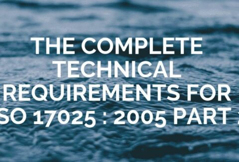 The Complete Technical Requirements for ISO 17025 (Part – 2)