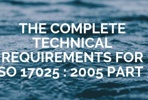 The Complete Technical Requirements for ISO 17025 (Part – 3)