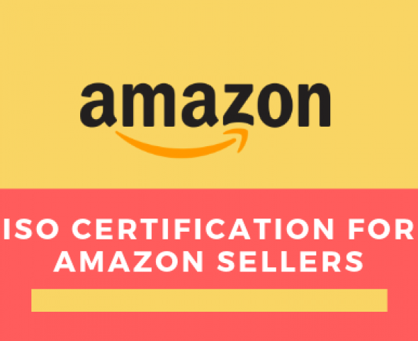 ISO certification for Amazon sellers