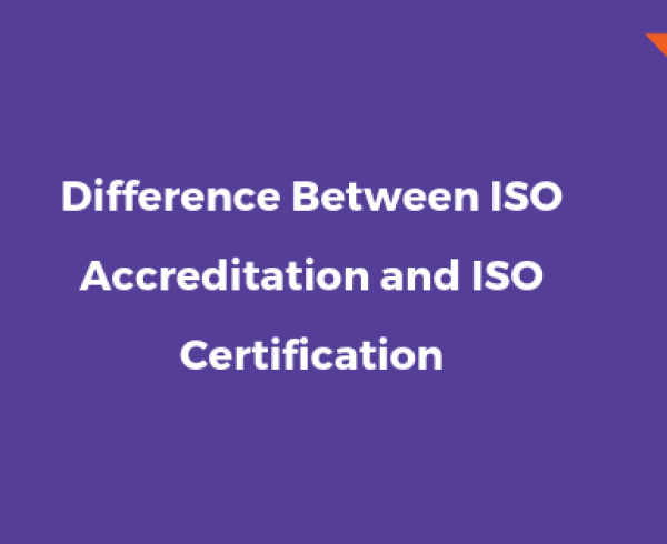 ISO Accreditation and ISO Certification
