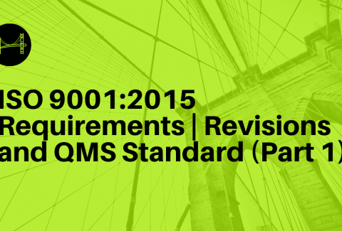 ISO 9001:2015 Requirements | Revisions and QMS Standard (Part 1)