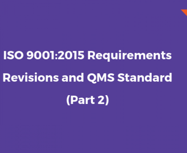 ISO 9001 requirements