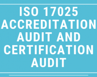 ISO 17025 Accreditation Audit and Certification Audit
