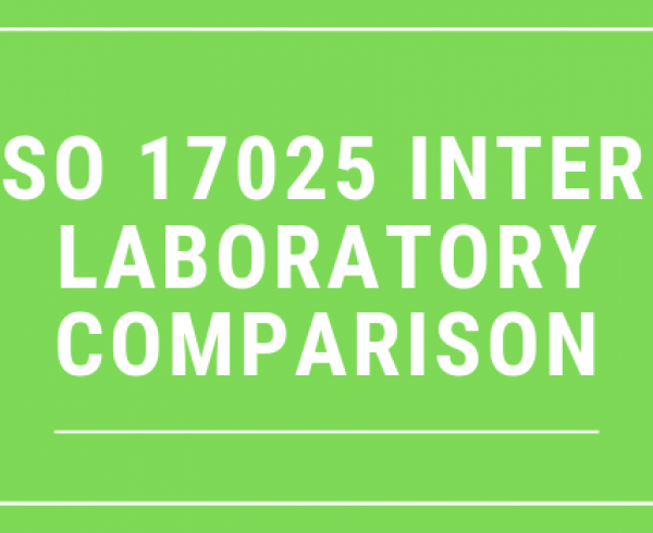 ISO 17025 Inter-laboratory Comparison