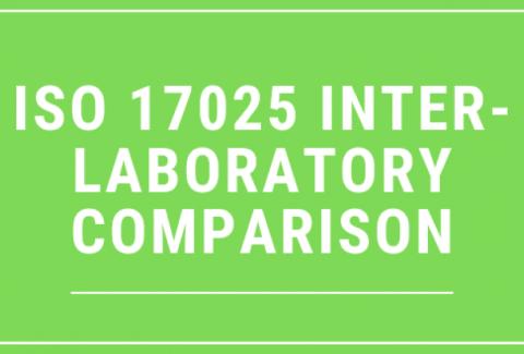 ISO 17025 Inter-laboratory Comparison