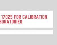 ISO 17025 for Calibration Laboratories