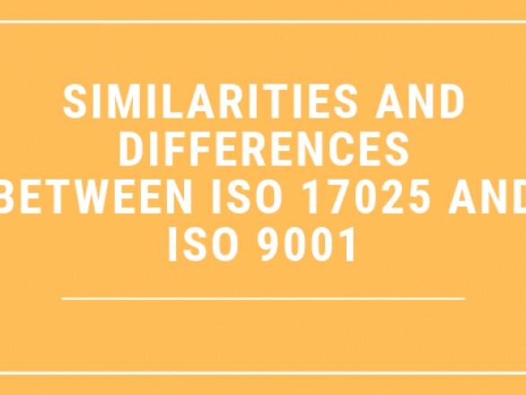 Similarities and Differences Between ISO 177025 and ISO 9001