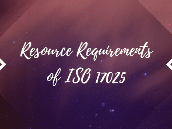 ISO 17025 2017 version : Impartiality and Confidentiality