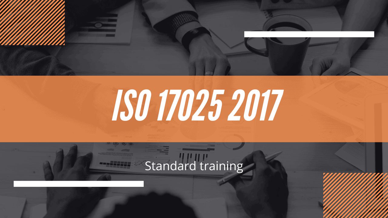ISO 17025 2017 version course