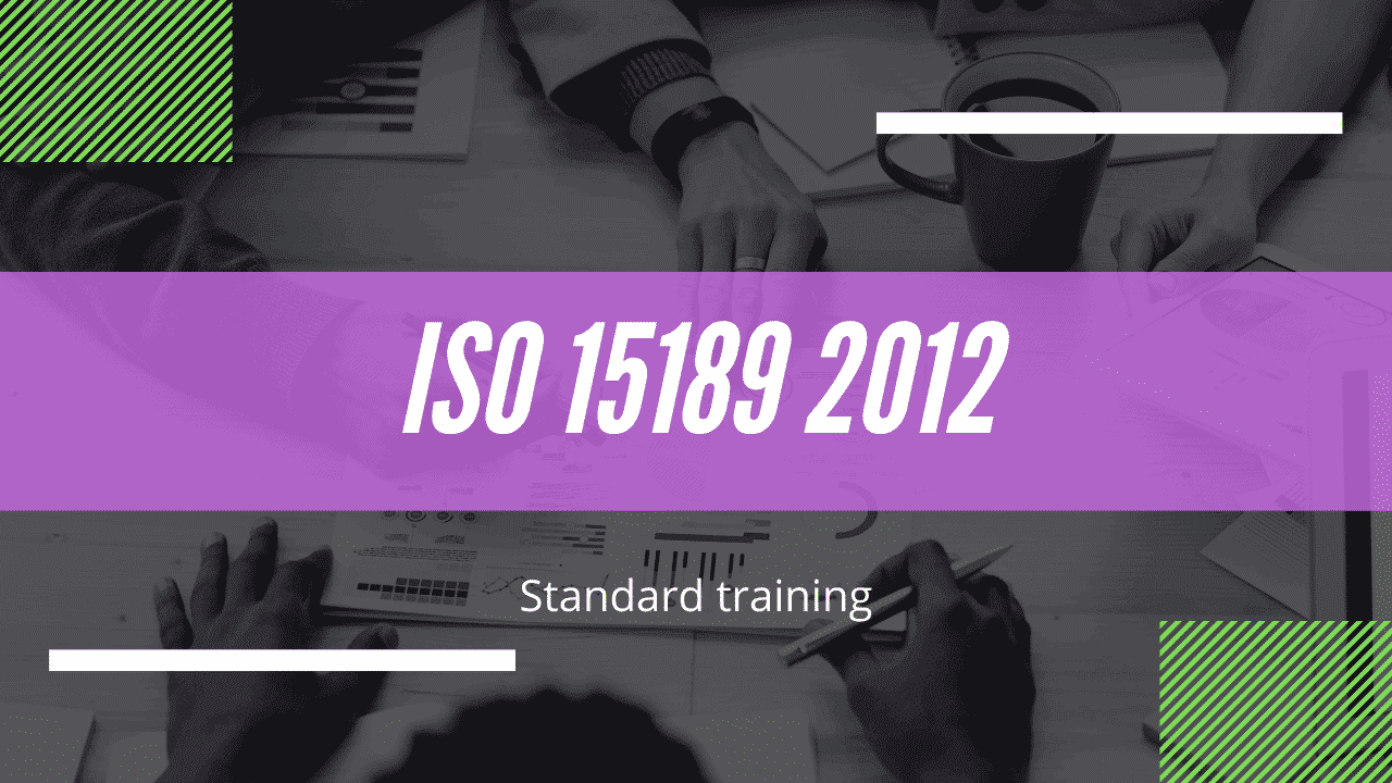 ISO 15189 2012 version course