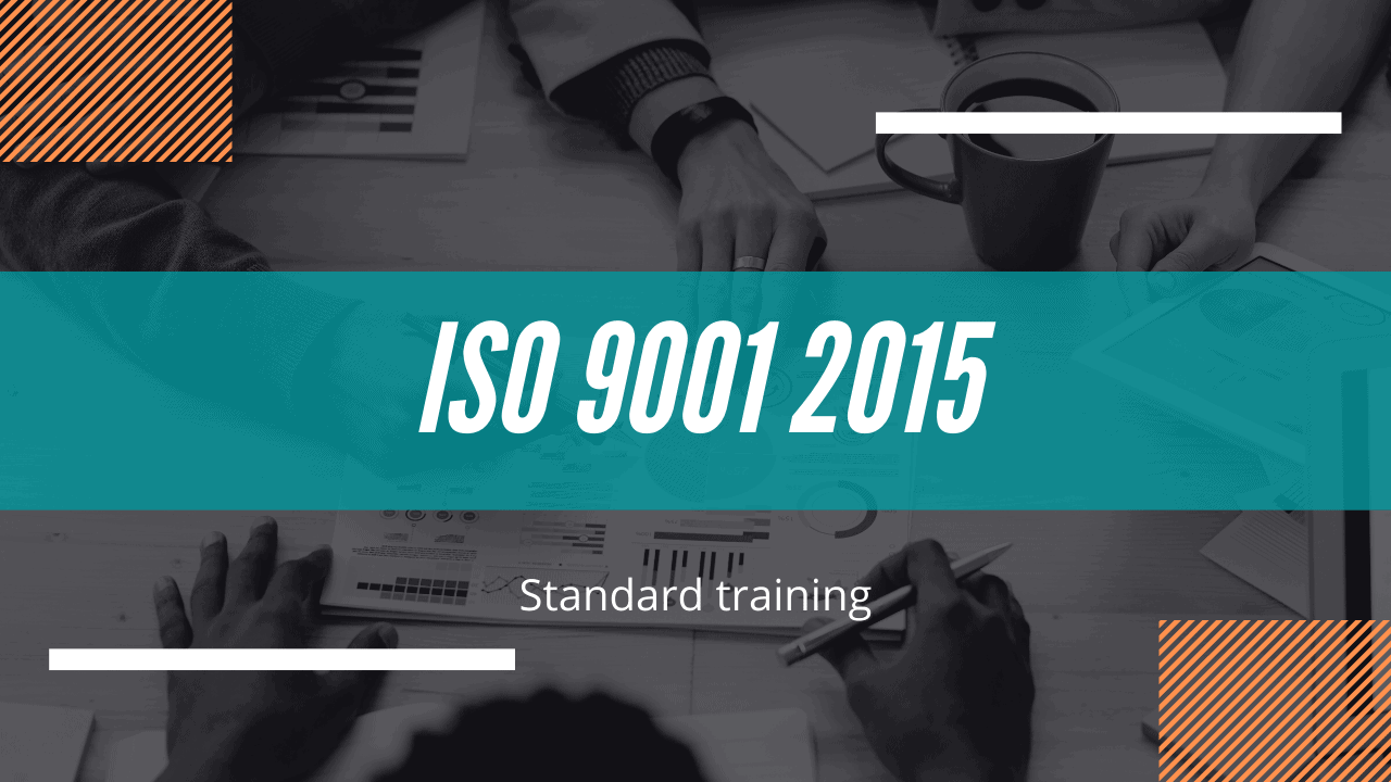 ISO 9001 2015 version course