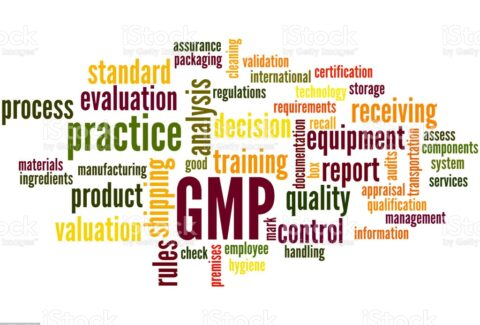 GMP for Cosmetics Manufacturing