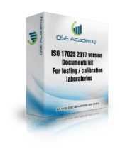 ISO 17025 2017 package