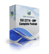 ISO 22716 2017 package
